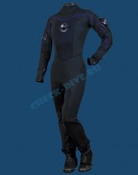 Сухой гидрокостюм Fusion Essence женский 6