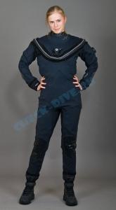 Сухой гидрокостюм Fusion Sport 7