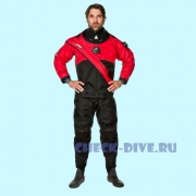 Сухой гидрокостюм Waterproof D6 Lite мужской