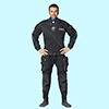 Сухой гидрокостюм Waterproof D7 Pro Cordura ISS