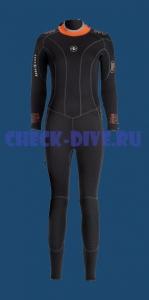Гидрокостюм Dive 7 мм женский 1