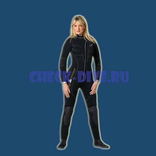 Гидрокостюм Waterproof W1 7мм женский