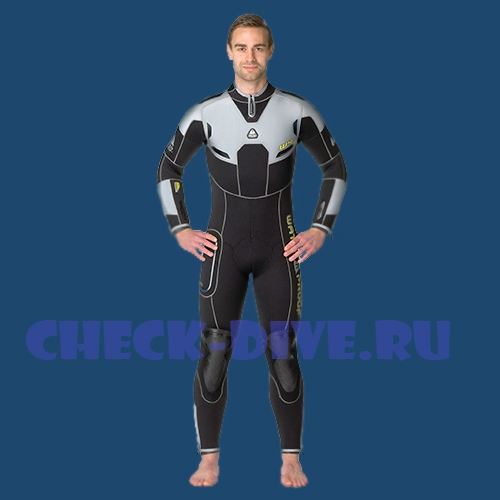 Гидрокостюм Waterproof W4 5мм мужской