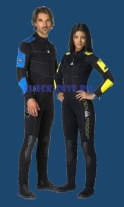 Waterproof гидрокостюм W2 5мм мужской 1