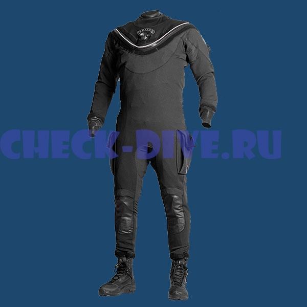 Сухой гидрокостюм Fusion Tech