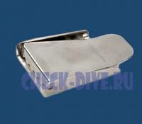 Стальная пряжка для грузового пояса 1