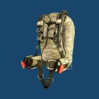 Amphibian Gear SmartPack Standard Digital Camo 1