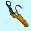 Рифовый крюк двойной с карабином Problue