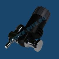 Подводная крякалка двухсредная Akvilon 3