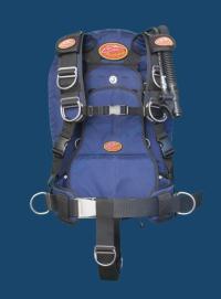 Amphibian Gear SmartPack Standard 30lb Navy blue 2
