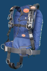 Amphibian Gear SmartPack Standard 30lb Navy blue 1