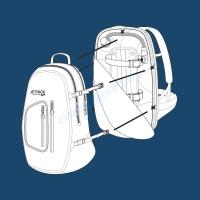 Компенсатор крыло Oceanic Jetpack 4