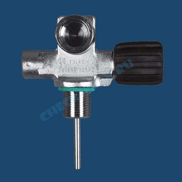 Вентиль BTS 300bar, модульный, правый, под о2
