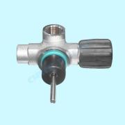 Вентиль BTS NPSM 3/4 правый, модульный, под о2