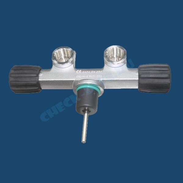 Вентиль BTS 230bar Т-образный