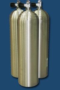 Баллон Luxfer алюминиевый
