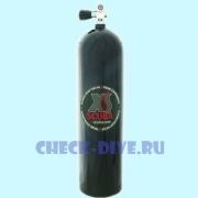Баллон алюминиеый XS Scuba 9.7л