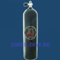 Баллон XS Scuba 9.7л алюминий 1