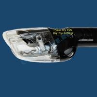 Трубка Tusa Hyperdry Elite II Snorkel SP-0101 11