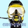 Полнолицевая маска Okeanreef Neptune Spase
