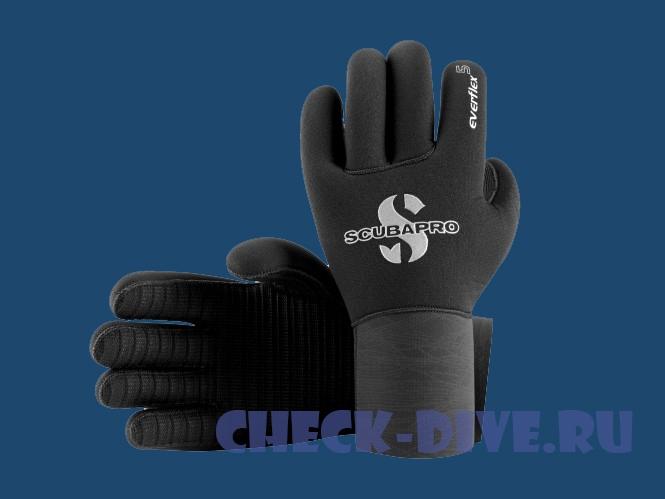Перчатки EverFlex 5 мм
