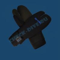 Перчатки Bare K-Palm Mitt 7мм кевлар 3