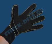 Перчатки Waterproof G1 3мм Aramid кевлар 4