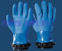 Сухие перчатки Si Tech с кольцами 1