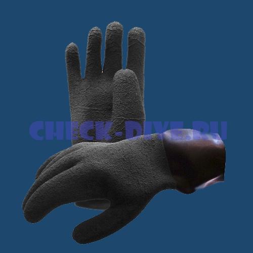 Сухие перчатки Waterproof latex dryglove hd