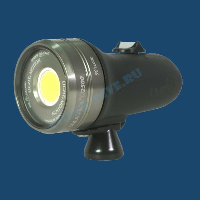 Подводный свет Sola Video 2500 Flood