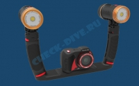 Sealife Sea Dragon Duo 3000 фото/видео свет 2
