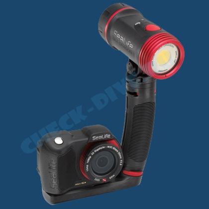 Sealife Sea Dragon 2500 фото/видео свет