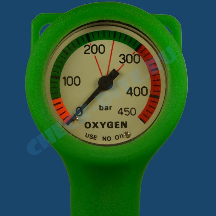 Манометр кислородный Compact 300 Bar