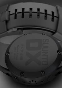 Компьютер Suunto DX Black elastomer 4