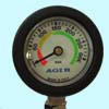 Манометр Agir SPG6 кислородный