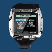 Oceanic VTX подводный компьютер 2