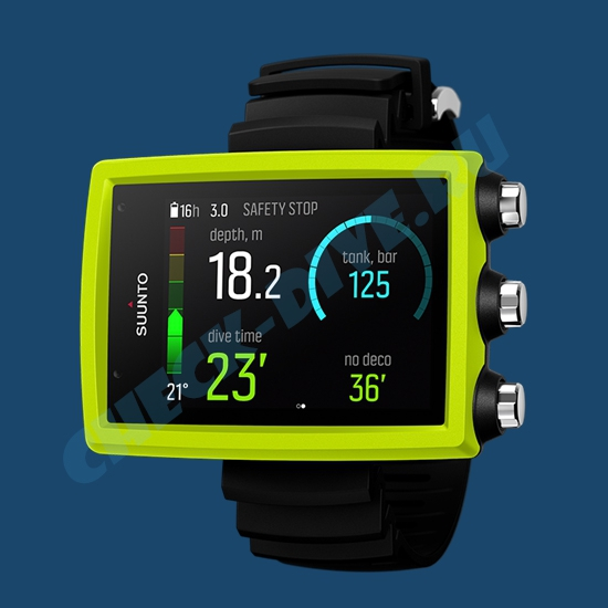 Компьютер Suunto EON Core Lime