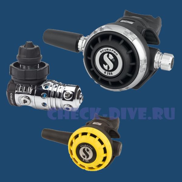 Комплект Scubapro MK25EVO/G260 + R195