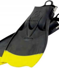 Ласты Hollis F1 Yellow 1
