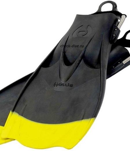 Ласты Hollis F1 Yellow
