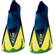 Короткие тренировочные ласты Seac Sub Team Green