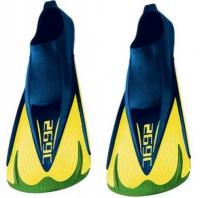 Короткие тренировочные ласты Seac Sub Team Green 1