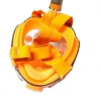 Маска Sargan Галактика Премиум оранжевая 2