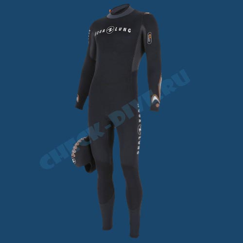 Гидрокостюм Aqualung Dive 2017 5мм моно Lady