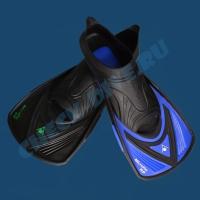 Короткие ласты Aqua Sphere Microfin HP 1