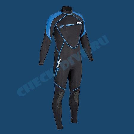 Гидрокостюм Bare Sport S-Flex 3мм men
