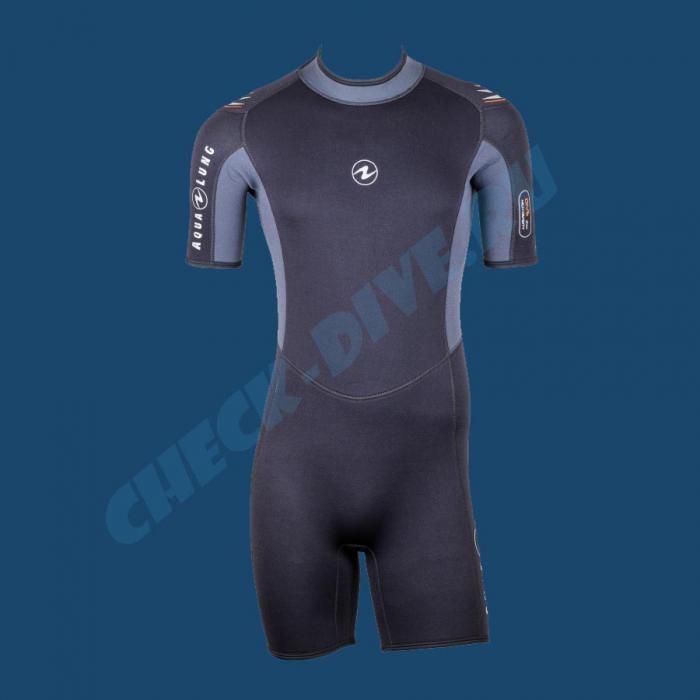 Короткий гидрокостюм Aqualung Dive 2017 men