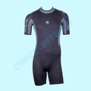 Короткий мужской гидрокостюм Aqualung Dive 2017