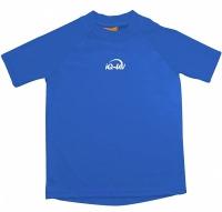 Гидромайка детская iQ синий короткий рукав 1