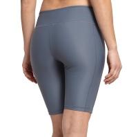 Шорты лайкра Yoga iQ UV 300 женские серый 2